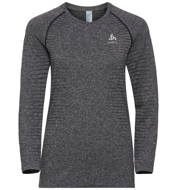 BL TOP Crew neck l/s Seamless ELEMENT