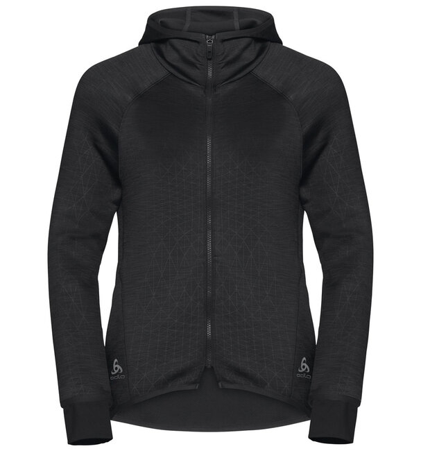Hoody midlayer full zip LOU