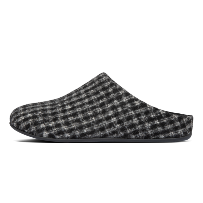 Chrissie™ Plaid Slippers