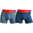 Trunk Cotton Stretch 2-Pack Main Fashion Men