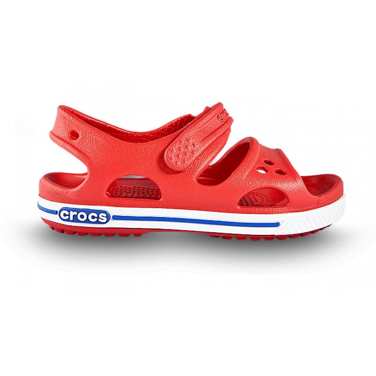 Crocband ii sandal ps kids original brands for Crocs fleurs