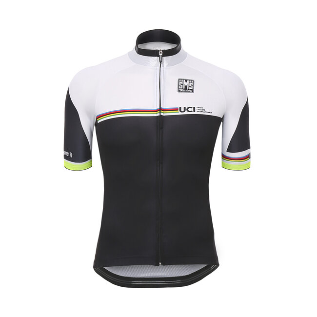 UCI Design Short Sleeve Jersey
