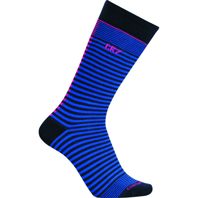 Socks 2-Pack Cotton Stretch Fashion Line Men