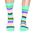 Stripe Colour Sock