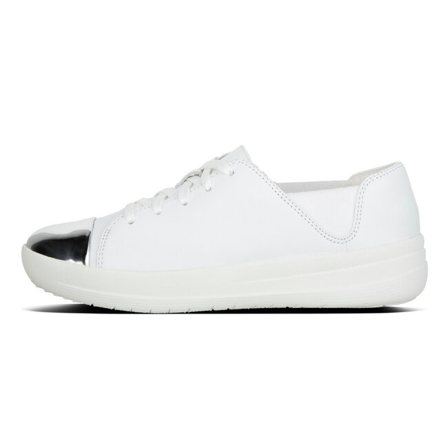 F-Sporty™ Mirror-Toe Sneaker Leather