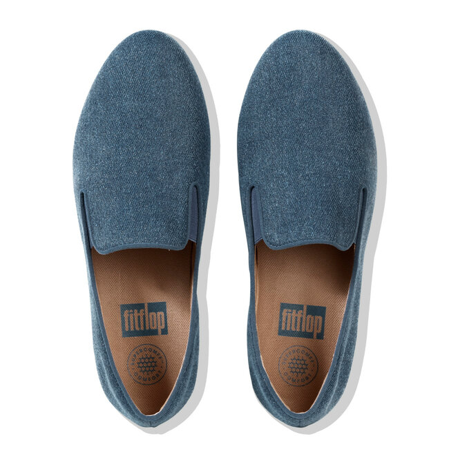 Superskate™ Loafers Shimmer Denim