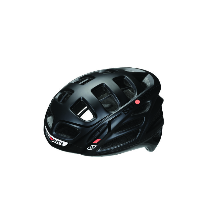 Gun Wind S-Line Matt Black Helmet