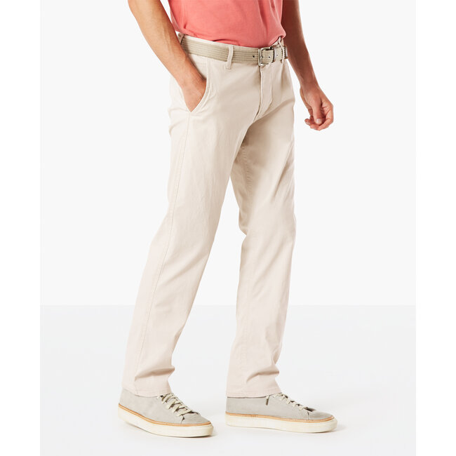 Alpha Original Khaki Slim Tapered - Stretch Lightweight Twil