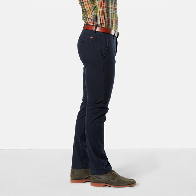 Washed Khaki Slim Tapered - Stretch Twill