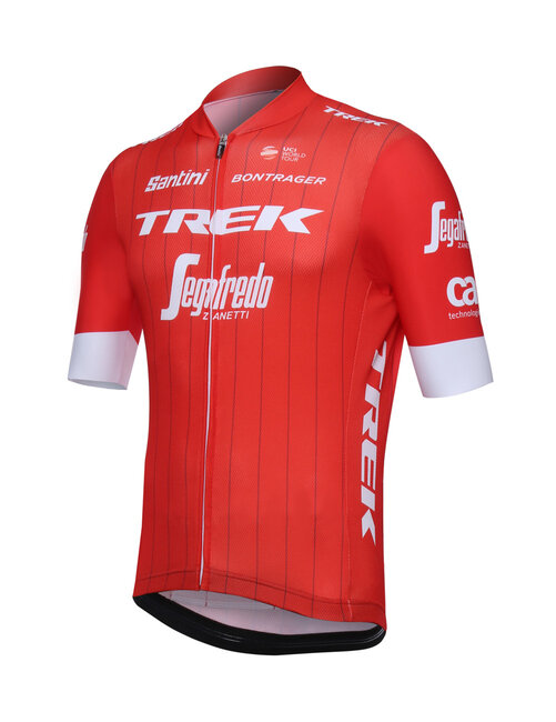 Trek-Segafredo Sleek 99 Short Sleeve Jersey