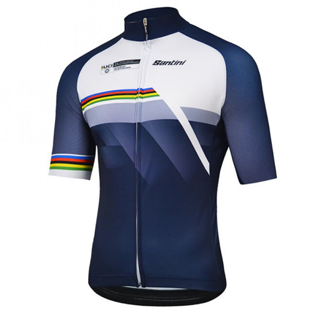 UCI Short Sleeve Jersey Blend Valkenburg
