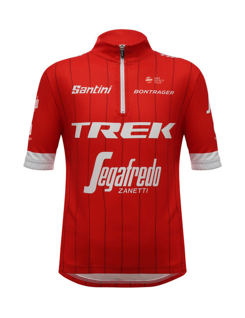 Trek-Segafredo Short Sleeve Jersey Kids