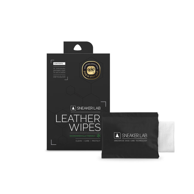 Leather Wipes 12 Pieces